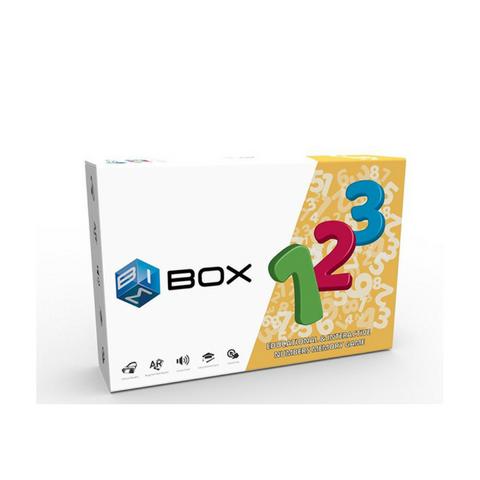 מיני BIMBOX - עולם המספרים