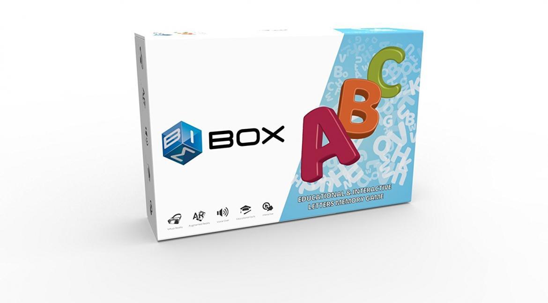 מיני BIMBOX - עולם האותיות (ABC)